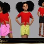 Skirt Paty by LYLLYAN