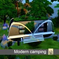 Modern Camping by GenkaiHaretsu