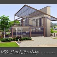 Steel Buddy House by matomibotaki