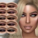 FRS Eyeshadow N111 by FashionRoyaltySims