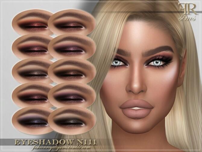 FRS Eyeshadow N111 by FashionRoyaltySims at TSR image 5117 670x503 Sims 4 Updates
