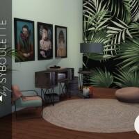 Apolline Lounge Corner Set by Syboubou