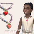 Necklace 202016 by S-Club WM