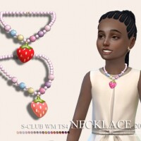 Necklace 202016 by S-Club WM