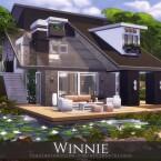 Winnie cottage by Rirann