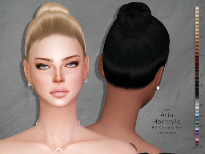 Aria Hairstyle by DarkNighTt