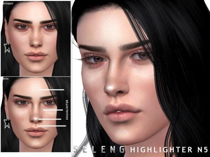 Highlighter N5 by Seleng at TSR image 536 670x503 Sims 4 Updates