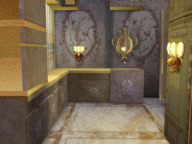 Sims 4 Wooden World Set Walls & Doors at Anna Quinn Stories