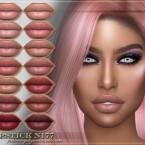 FRS Lipstick N177 by FashionRoyaltySims
