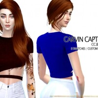 Bliss Top by carvin captoor