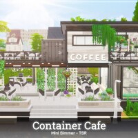 Container Cafe by Mini Simmer