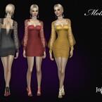 Molika dress by jomsims