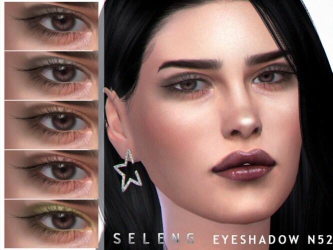 Eyeshadow N52 by Seleng