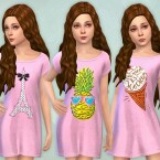 Girls Dresses Collection P145 by lillka