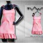 Shift Dress BD260 by busra-tr