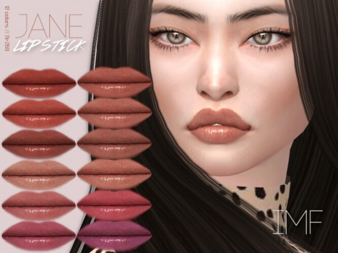 Jane Lipstick N269 by IzzieMcFire