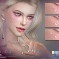 Moon face cc 202001 by S-Club LL