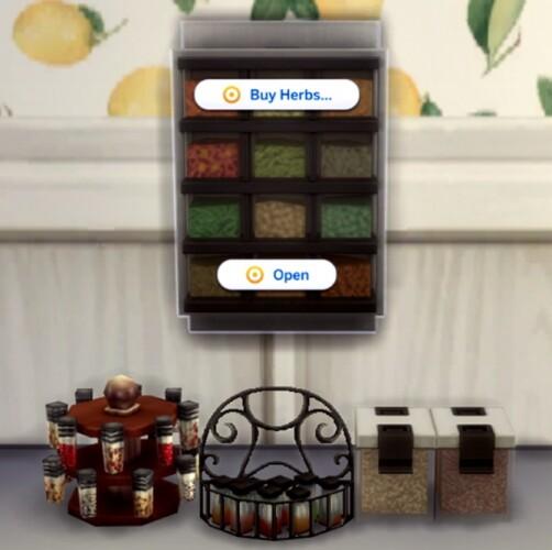 Functional Spice Racks by FlowerBunny