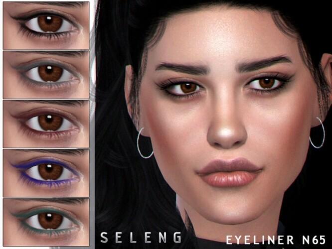Eyeliner N65 by Seleng