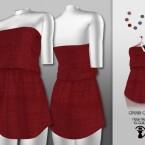 Dress C168 by turksimmer