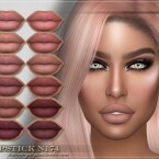 FRS Lipstick N174 by FashionRoyaltySims