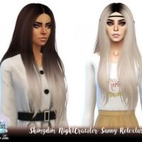NightCrawler Sunny Hair Retexture