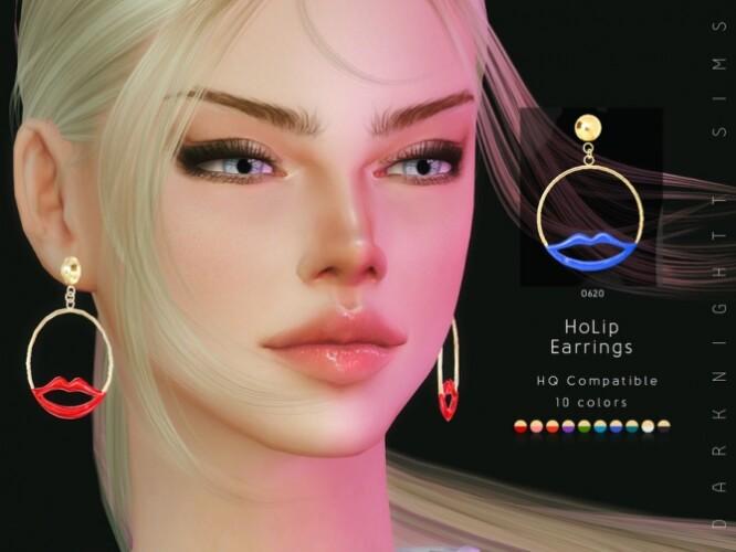 HoLip Earrings by DarkNighTt