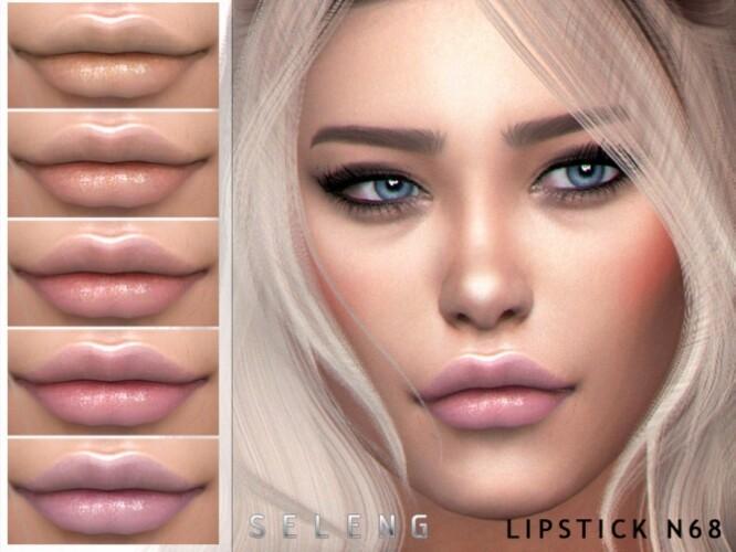 Lipstick N68 by Seleng