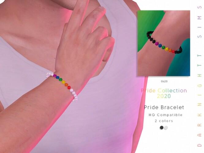 Male Pride Bracelet by DarkNighTt