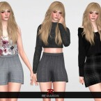 Shorts for Women 01 by remaron