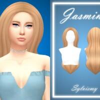 Jasmine Hair Set by Sylviemy