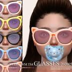 Glasses 202005 by S-Club WM