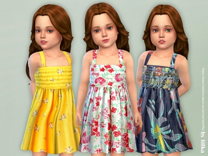 Toddler Dresses Collection P141 by lillka
