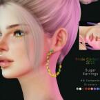 Sugar Earrings by DarkNighTt