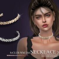 Necklace 202017 by S-Club WM