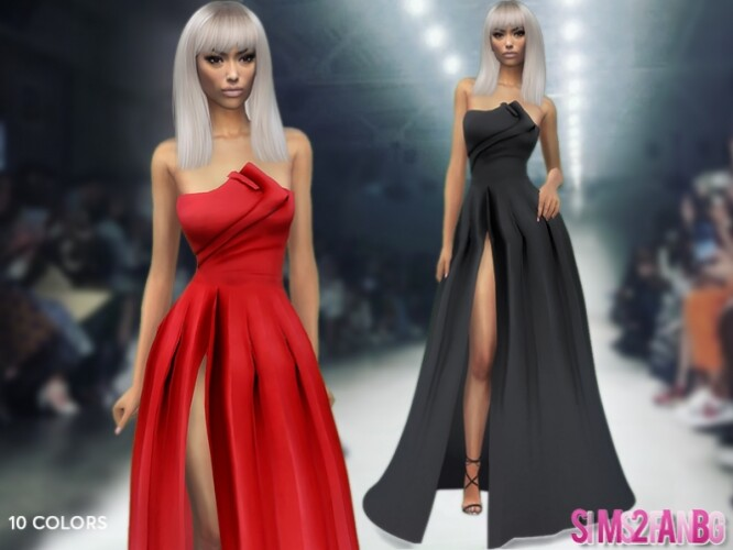 Evening Gown by sims2fanbg