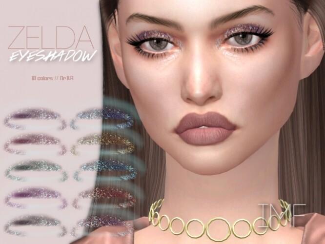Zelda Eyeshadow N147 by IzzieMcFire
