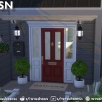 Straight Trellin Curb Appeal Set by RAVASHEEN