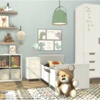 Jojo Toddler Bedroom by Onyxium