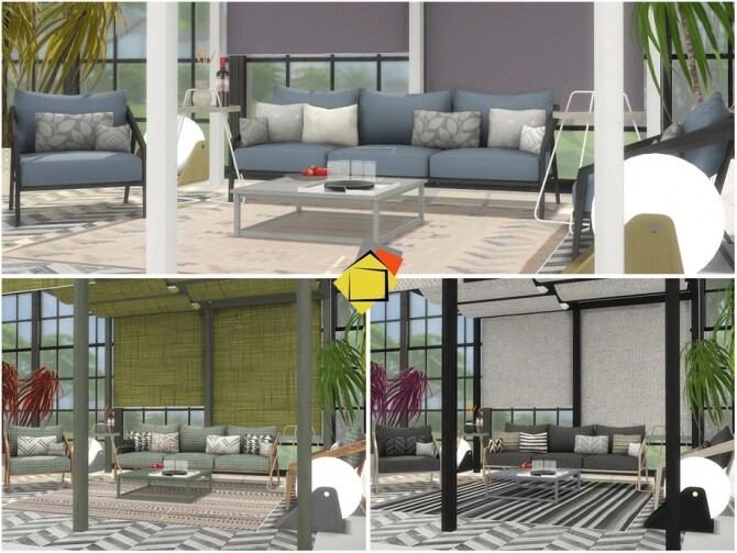 Clifford Outdoor Living by Onyxium at TSR image 6625 670x503 Sims 4 Updates