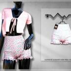 Clothes SET 65 SHORTS BD254 by busra-tr