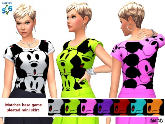 Sims 4 Blouse 202006 12 by dgandy at TSR