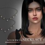 Necklace 202018 by S-Club WM