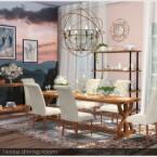 Tessa dining room by Severinka