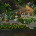 Sulani Community Garden by LJaneP6