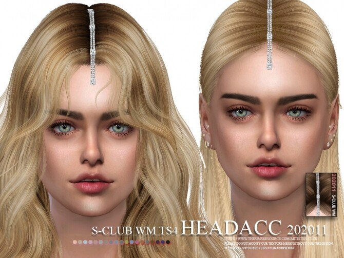 Headacc 202011 by S Club WM at TSR image 6816 670x503 Sims 4 Updates