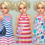 Toddler Dresses Collection P146 by lillka