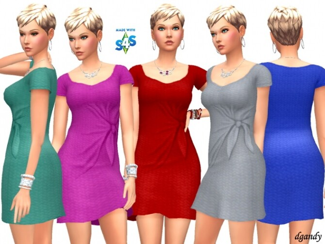 Sims 4 Dress 202006 11 by dgandy at TSR