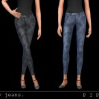 Emily jeans by pipco