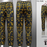 Pants C174 by turksimmer